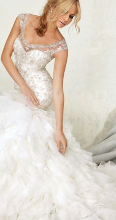 wedding dress for soon to be CourtneyBroussard