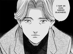Johan Liebert - Monster, manga