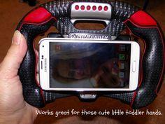 Sew Crafty Angel: Toddler Travel Video Player DIY