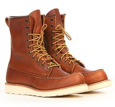 Red Wing 877 (Irish Setter) Boots