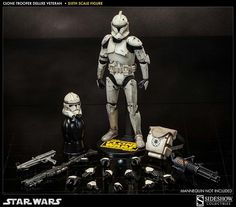 Sideshow Collectibles Clone Trooper