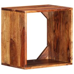 Desks | Keen Sheesham Wood Furniture, Table Furniture, Garden Furniture, Living Room Furniture, Into The Woods, Cube Side Table, Table Cafe, Wooden Cubes, Portable Table