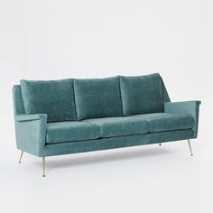 Available in a premium quality, West elm provides the exceptional Carlo Mid-Century Sofa Buy now Carlo Mid-Century Sofa at the best price with available delivery to Jeddah, Riyadh, and all areas around KSA Plywood Furniture, Teen Furniture, Small Furniture, Design Furniture, Furniture Sale, Living Furniture, Table Furniture, Furniture Logo, Furniture Buyers