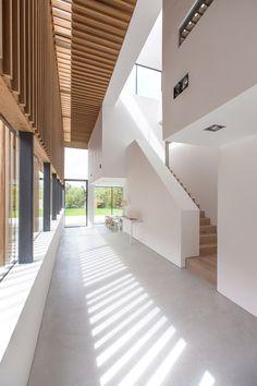 Edge Hill / Sutherland Hussey Harris; Darras Hall, Newcastle upon Tyne, England