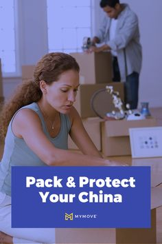 Make sure your fragile items arrive in your new home in one piece. Check out this guide to learn how to pack your china safely. Moving Costs, Moving Tips, H&m Home, China Tea Cups, Next At Home, First Step, Packing, City Guides, Learning