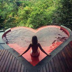 Heart shaped Badass Design