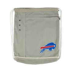 a266e36f43 New York Jets Big Logo Drawstring Backpack - Green
