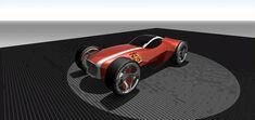 #conceptcar #racecar #design