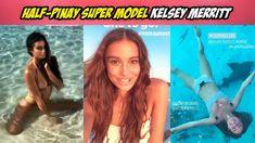 Super Model Kelsey Merritt on Behind the Scene SISwim Photoshoot Kelsey Merritt, Music Channel, Super Model, Behind The Scenes, Photoshoot, In This Moment, Youtube, Instagram, Photo Shoot