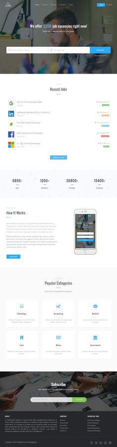 Parallax Website Template Element Is Premium Responsive Retina Html5 Multipurpose Template
