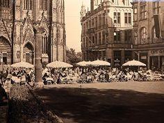 Historisches Köln Café Reichard