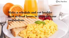 """Make a schedule and eat #healthy #food at fixed hours to improve your metabolism""  #Healthychoices ➦ http://www.alltimecafe.com  #healhtydiet #healthybreakfast #lovefood #love #amazingfood #Tasty #health #GurgaonFoodies #healthyfood #GolfCourseRoad #24HoursOpen #amazingtast #AwesomeFood #24HourOpen #24x7"