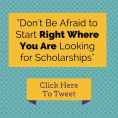 Great Scholarship websites that you use?