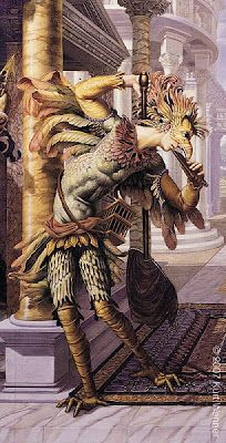 Papageno by Kurt Wenner The Magic Flute 3d Street Painting, The Magic Flute, Ancient Myths, Literary Characters, Savage Worlds, Illusion Art, Fantasy Rpg, Gothic Art, Chalk Art