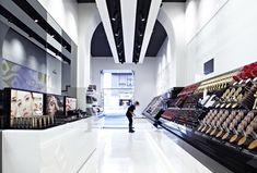 FLAGSHIP STORES! Deborah Milano flagship store by Hangar Design Group, Milan – Italy » Retail Design Blog