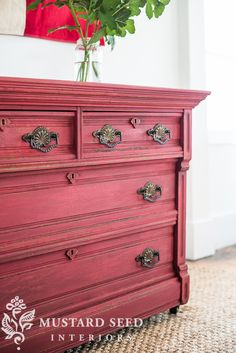 The Tricycle Dresser Reveal   Miss Mustard Seed