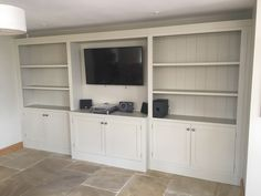 Bespoke fitted TV wall unit. CAN BE ANY SIZE OR COLOUR! www.cobwebsfurniture.co.uk