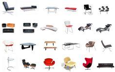 13 Sillas Que Han Revolucionado El Diseno Industrial.  Estas famosas sillas son ejemplos que han revolucionado el diseño industrial y siguen inspirando a muchos en la era actual.