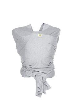 Este Stretchy Wrap es muy seguro y confortable. Este fular te permite portear a tu bebé delanta, a la cadera y a la espalda. El ByKay Stretchy Wrap Deluxe está hecho 100% de algodón para bebés. Es hasta los 18 kg. Por su espesor y acabo de las costuras, se puede usar por más tiempo…