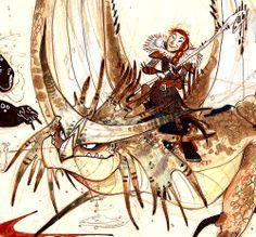 Valka by theartofkenyadanino.tumblr.com