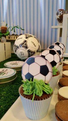 Football Birthday Party Ideas | Photo 2 of 8