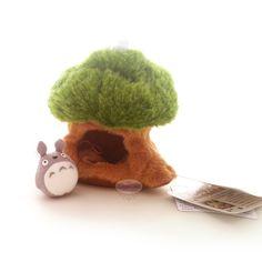 My Neighbor Totoro Plush S Ouchi Tree 10cm