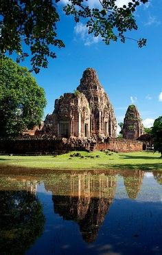 Reflections - Must See Places in Siem Reap