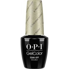 OPI Is This Star Taken? GelColor by OPI