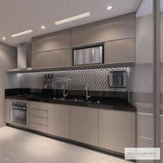 57 extraordinary kitchen design ideas for you that really like the beauty of - Modern Kitchen Interior Modern, Interior Simple, Modern Kitchen Interiors, Luxury Kitchen Design, Kitchen Room Design, Contemporary Kitchen Design, Kitchen Cabinet Design, Modern Kitchen Cabinets, Home Decor Kitchen