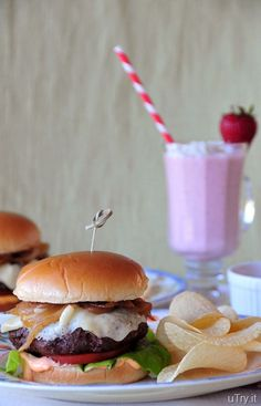 Check out this Classic BBQ recipe--American Hamburger and some BBQ food safety tips.  Just in time for the Memorial Day grilling. Have fun cooking!