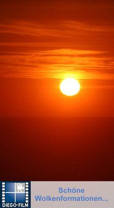 Sonnenuntergang über dem Meer...romantisch oder? ...http://diego-film.de/ ... #ostsee #sonne #urlaub #meer #ruegen #sonnenuntergang