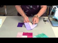 Bright Hope Block/ Tenlee's Hope Quilt - YouTube