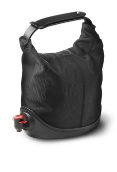 The Menu Baggy Winecoat gives the popular Bag in Box wines a casual but  stylish look. Simply take the wine bag out of the box, place it in the  Baggy Winecoat and close the flexible top. There is room for an ice pack  too, if you prefer to have your wine chilled. A rubber bottom makes sure  the