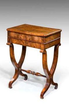 Mid 19th Century Work Table