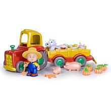 Caillou Tractor