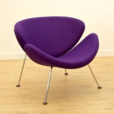 Located using retrostart.com > F 437 Lounge Chair by Pierre Paulin for Artifort