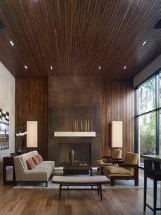 Living Room Modern, Interior Design Living Room, Living Room Designs, Living Room Decor, Living Spaces, Living Rooms, Small Living, Modern Wall, Living Area