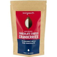 Loving Earth Chocolate Coated Cranberries In Coconut Mylk Chocolate 70g - http://www.veggiemeals.com.au/shop/snacks-biscuits/loving-earth-chocolate-coated-cranberries-in-coconut-mylk-chocolate-70g/ #70G, #Chocolate, #Coated, #Coconut, #Cranberries, #Earth, #Health, #In, #Loving, #Mylk, #Products, #SnacksBiscuitsGtChocolates #veggiemeals #vegetarian
