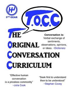 Free! Conversation curriculum that helps students grades K-8 to learn conversation skills that they can use in their everyday lives. The curriculum can be used cumulatively over time....