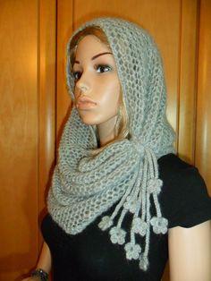 Punto maglia traforato reversibile