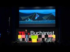 Paul Dicu at TEDxBucharest
