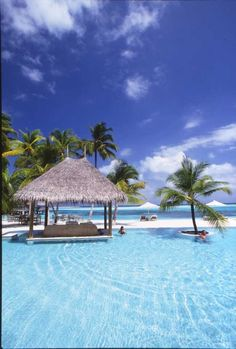 Maldives - Gorgeous warm clear water! A destination like no other! ASPEN CREEK TRAVEL - karen@aspencreektravel.com