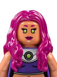 [_} Starfire - Minifigures - LEGO® DC Comics Super Heroes | found  in the set 76035 Jokerland