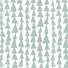 Mormor Triangles Mint | Lotta Jansdotter Shop