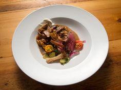 Get Natasha Pogrebinksy's Beef Stroganoff Recipe from Food Network