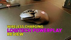 Logitechs Powerplay wireless-charging mouse system works flawlessly  We have entered the age of wireless power and PC peripheral engineers are among the first to use this technology for consumer products. Logitechs new Powerplay Wireless Charging System is a mousepad that you plug into your computer that creates a magnetic field of electric energy that enables you to have a wireless mouse that is always charging. Itis available now for $100.  Ive spent a lot of time using a Powerplay with…
