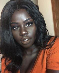 mature Ebony hairy