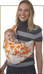 DIY Instructions and pictures on how to make a simple, unpadded native-style baby pouch ( or sling ).