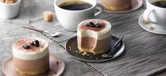 Philadelphia Tiramisu-cheesecake