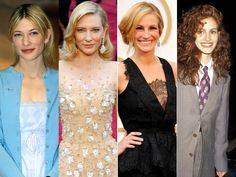 Cate Blanchett 45-v – näiden julkkisten kauneus ei katso ikää
